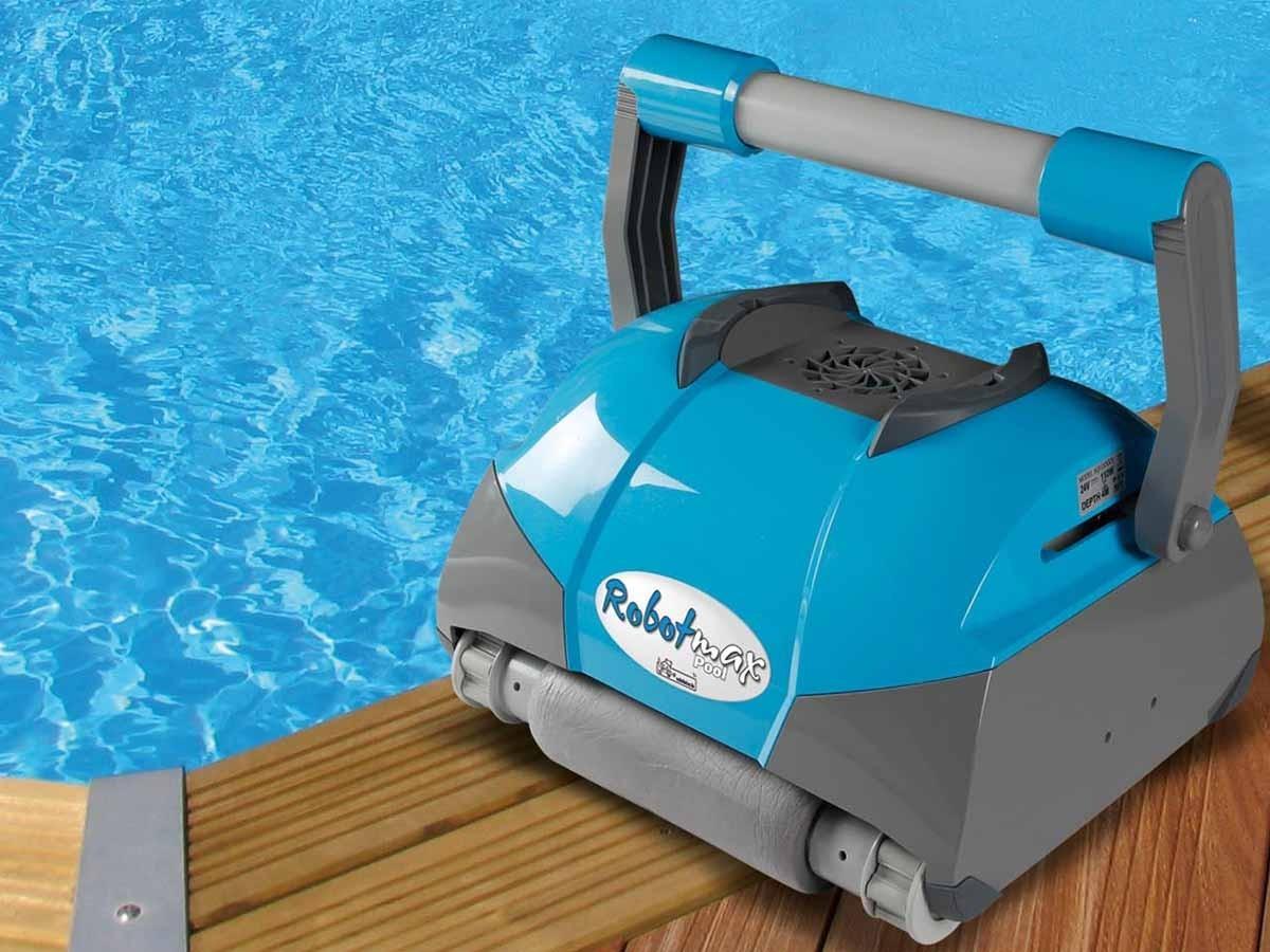 le robot piscine un appareil indispensable pour nettoyer sa piscine. Black Bedroom Furniture Sets. Home Design Ideas